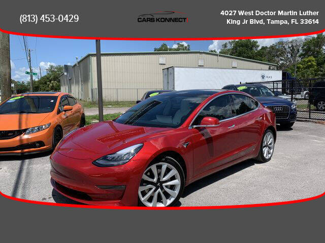 2020 Tesla Model 3 for sale in Tampa, FL