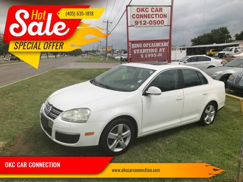2009 Volkswagen Jetta for sale at OKC CAR CONNECTION in Oklahoma City OK
