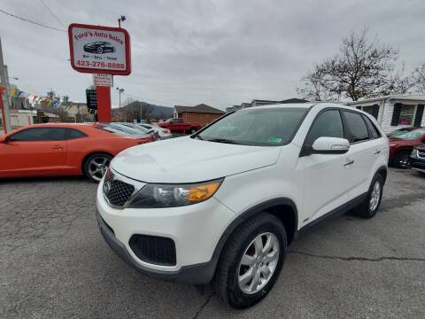 2013 Kia Sorento for sale at Ford's Auto Sales in Kingsport TN