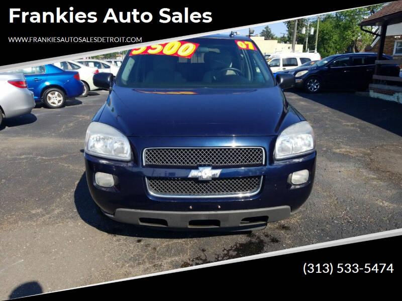 2007 Chevrolet Uplander for sale in Detroit, MI