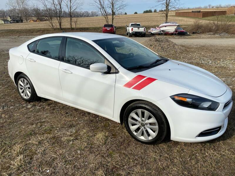 2014 Dodge Dart for sale at Best For Less Auto Sales & Service LLC in Dunbar PA