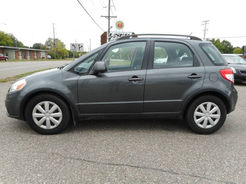 2010 Suzuki SX4 Crossover for sale at O K Used Cars in Sauk Rapids MN