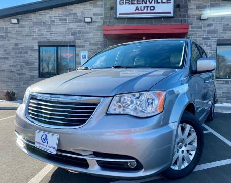 2013 Chrysler Town and Country for sale at GREENVILLE AUTO & RV in Greenville WI