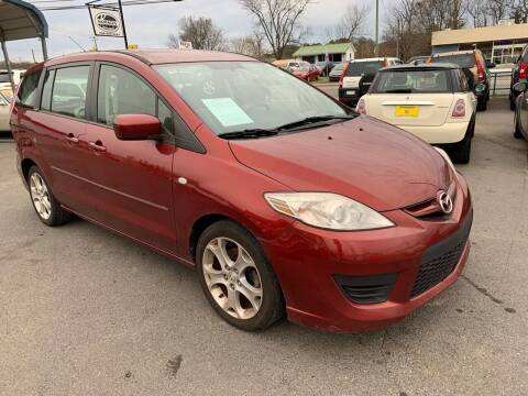 2008 Mazda MAZDA5 for sale at Diana Rico LLC in Dalton GA