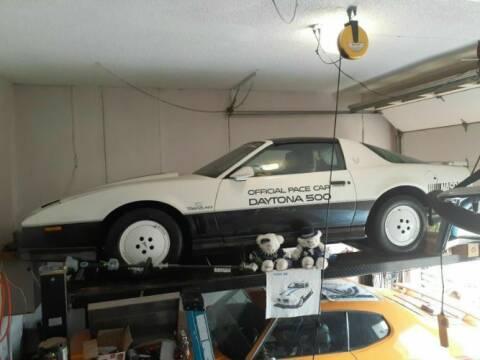 1983 Pontiac Trans Am for sale at Classic Car Deals in Cadillac MI