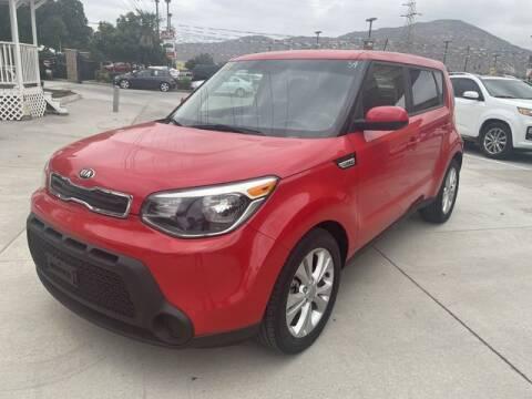 2015 Kia Soul for sale at Los Compadres Auto Sales in Riverside CA
