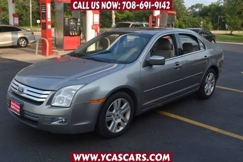 2009 Ford Fusion for sale at Your Choice Autos - Crestwood in Crestwood IL