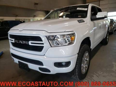 2019 RAM Ram Pickup 1500 for sale at East Coast Auto Source Inc. in Bedford VA