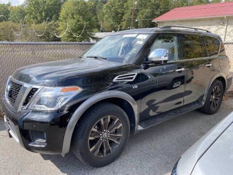 2018 Nissan Armada for sale at CBS Quality Cars in Durham NC
