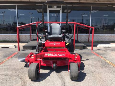 "2021 Worldlawn Diamondback 52"" Deck ZTR for sale at NORRIS AUTO SALES in Oklahoma City OK"