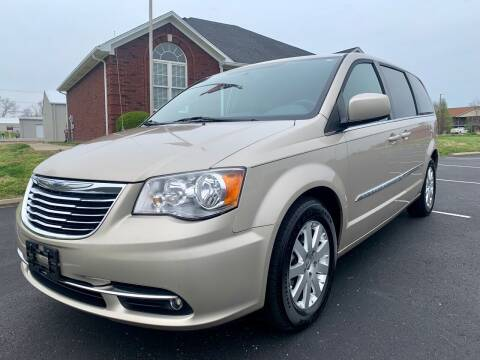 2013 Chrysler Town and Country for sale at HillView Motors in Shepherdsville KY