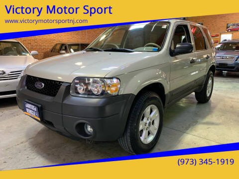 2006 Ford Escape for sale at Victory Motor Sport in Paterson NJ