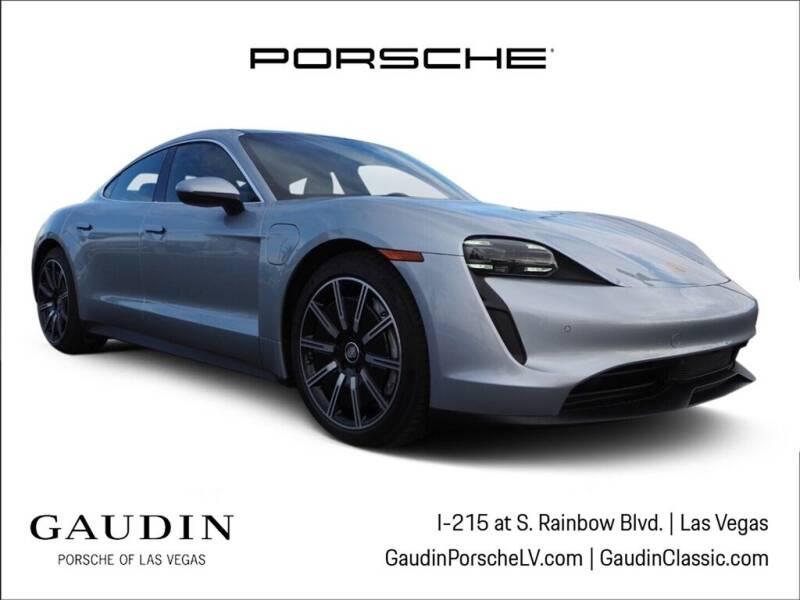 2020 Porsche Taycan for sale in Las Vegas, NV