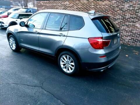 2013 BMW X3 for sale at 125 Auto Finance in Haverhill MA