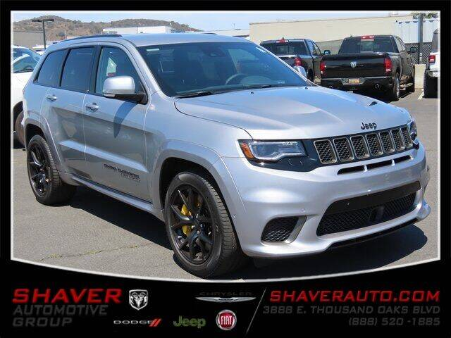 2018 Jeep Grand Cherokee for sale in Thousand Oaks, CA