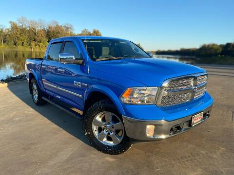 2018 RAM Ram Pickup 1500 for sale at D3 Auto Sales in Des Arc AR