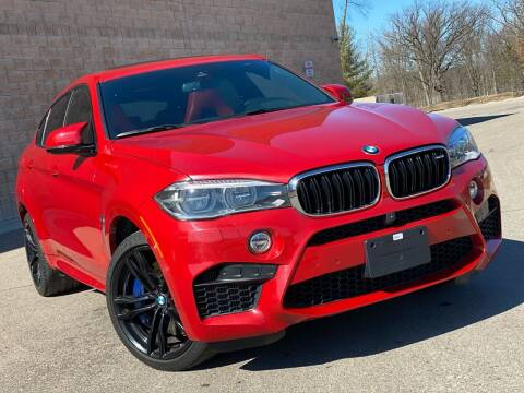 2019 BMW X6 M for sale at Rite Track Auto Sales in Canton MI