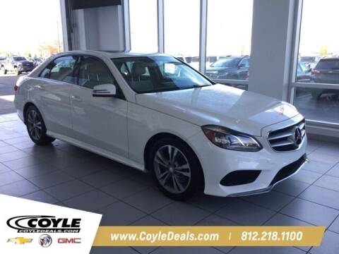2014 Mercedes-Benz E-Class for sale at COYLE GM - COYLE NISSAN - Coyle Nissan in Clarksville IN