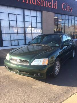 2003 Subaru Legacy for sale at Village Auto Center INC in Harrisonburg VA