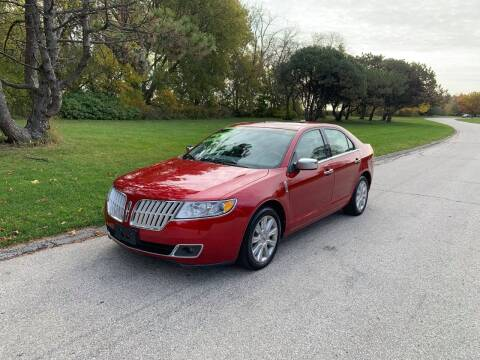 2010 Lincoln MKZ for sale at Aleid Auto Sales in Cudahy WI