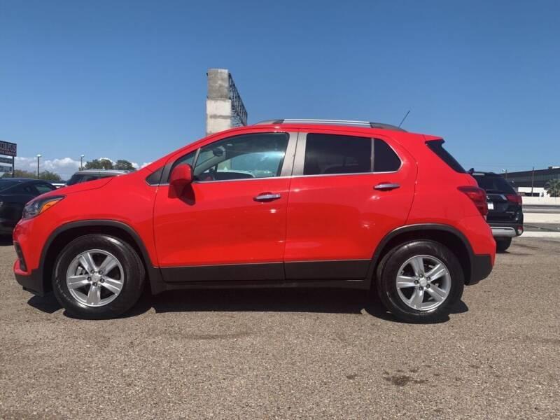2018 Chevrolet Trax for sale at Primetime Auto in Corpus Christi TX