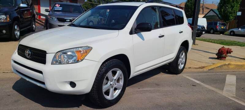 2008 Toyota RAV4 for sale at TEMPLETON MOTORS in Chicago IL