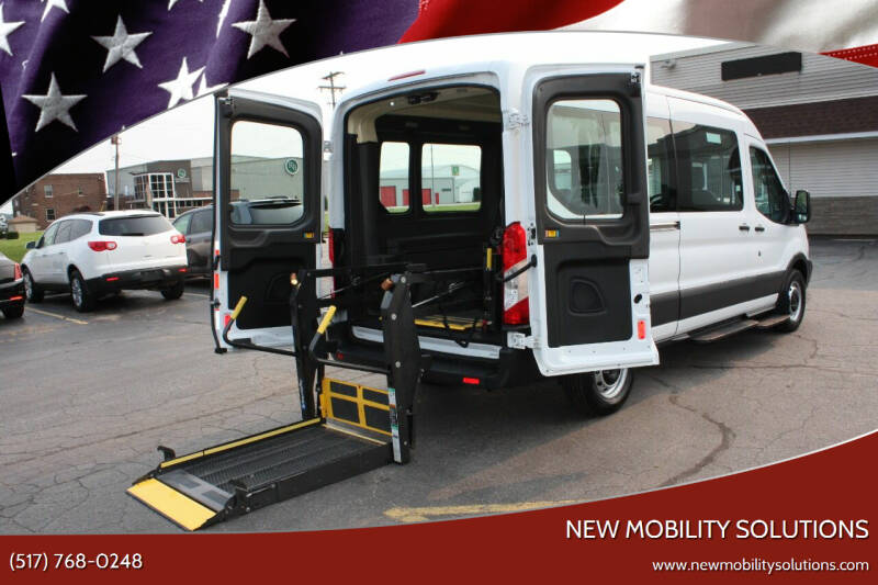 2015 Ford Transit Cargo for sale at New Mobility Solutions in Jackson MI