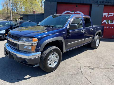 2008 Chevrolet Colorado for sale at Apple Auto Sales Inc in Camillus NY