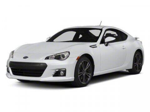 2013 Subaru BRZ for sale at GANDRUD CHEVROLET in Green Bay WI