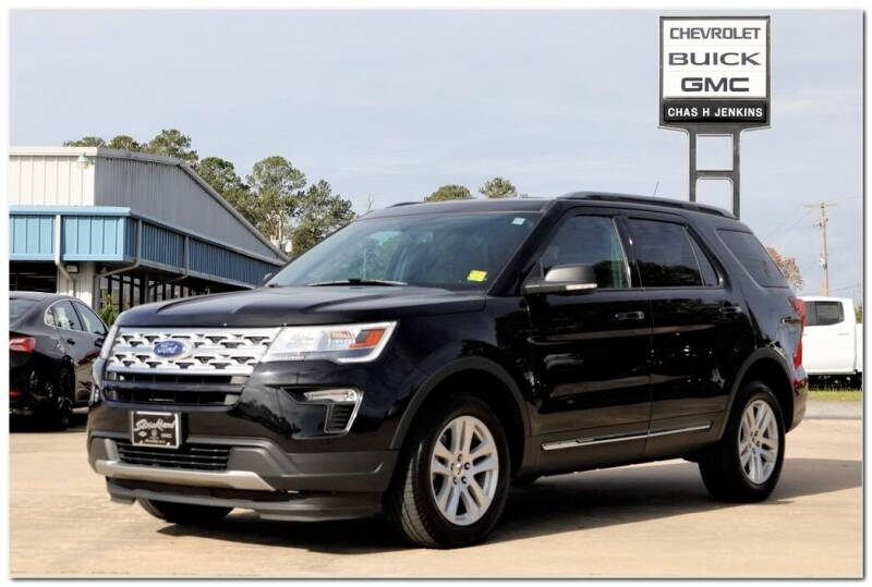 2019 Ford Explorer for sale at STRICKLAND AUTO GROUP INC in Ahoskie NC