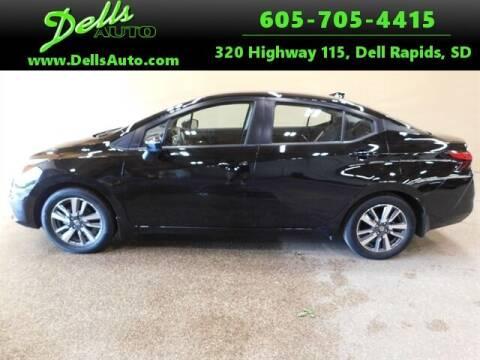 2020 Nissan Versa for sale at Dells Auto in Dell Rapids SD