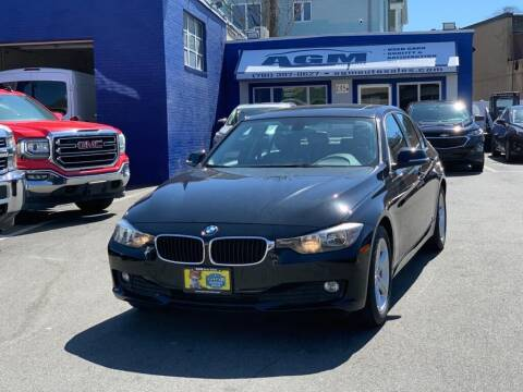 2014 BMW 3 Series for sale at AGM AUTO SALES in Malden MA