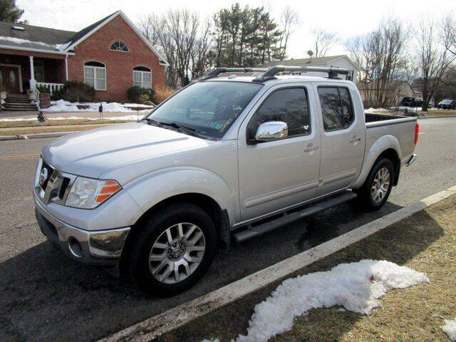 2012 Nissan Frontier for sale at American Auto Group Now in Maple Shade NJ