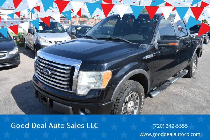 2009 Ford F-150 for sale at Good Deal Auto Sales LLC in Denver CO