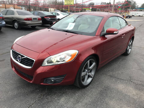 2011 Volvo C70 for sale at IMPALA MOTORS in Memphis TN