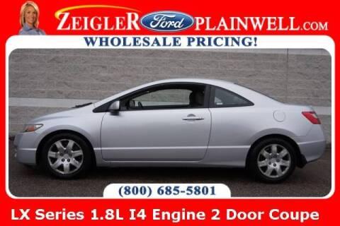 2009 Honda Civic for sale at Zeigler Ford of Plainwell- michael davis in Plainwell MI