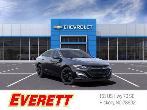 2021 Chevrolet Malibu for sale at Everett Chevrolet Buick GMC in Hickory NC