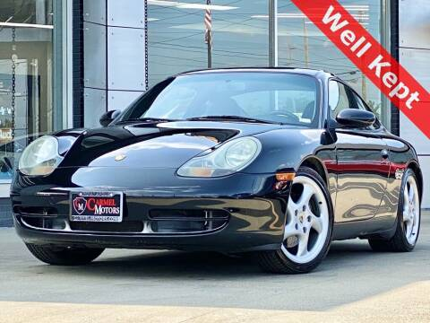 2000 Porsche 911 for sale at Carmel Motors in Indianapolis IN