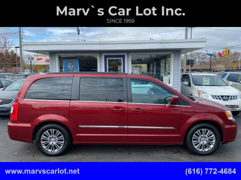 2013 Chrysler Town and Country for sale at Marv`s Car Lot Inc. in Zeeland MI