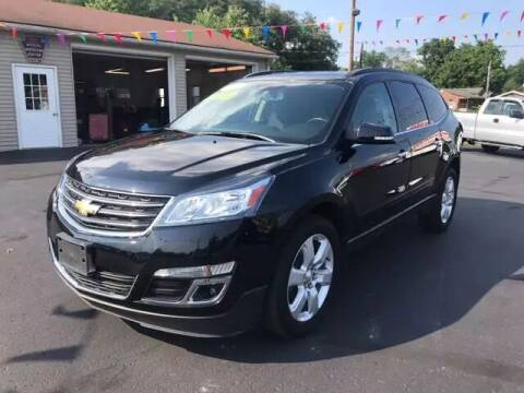 2017 Chevrolet Traverse for sale at Baker Auto Sales in Northumberland PA