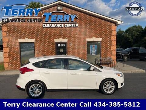2018 Ford Focus for sale at Terry Clearance Center in Lynchburg VA