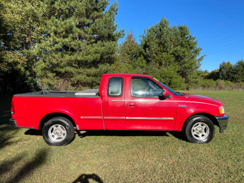 1997 Ford F-150 for sale at Gibson Automobile Sales in Spartanburg SC