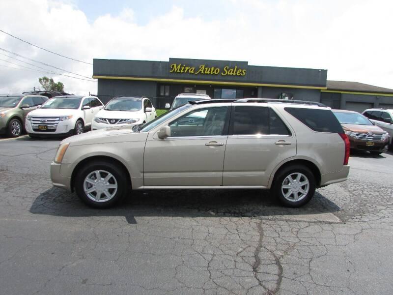 2005 Cadillac SRX for sale at MIRA AUTO SALES in Cincinnati OH