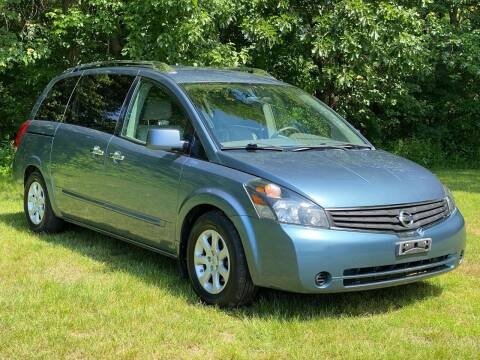 2009 Nissan Quest for sale at Choice Motor Car in Plainville CT