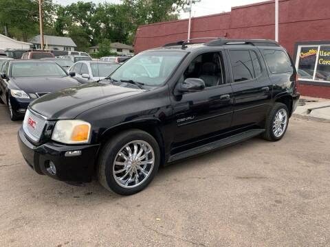 2006 GMC Envoy XL for sale at B Quality Auto Check in Englewood CO