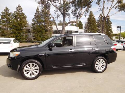 2008 Toyota Highlander Hybrid for sale at East Bay AutoBrokers in Walnut Creek CA