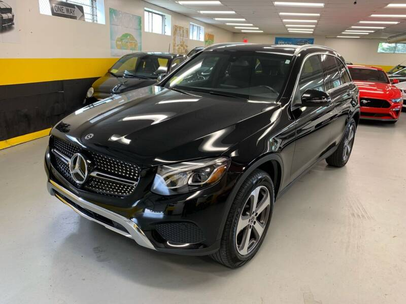 2018 Mercedes-Benz GLC for sale at Newton Automotive and Sales in Newton MA