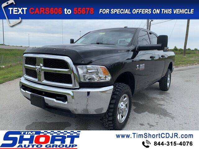 2018 RAM Ram Pickup 2500 for sale at Tim Short Chrysler in Morehead KY