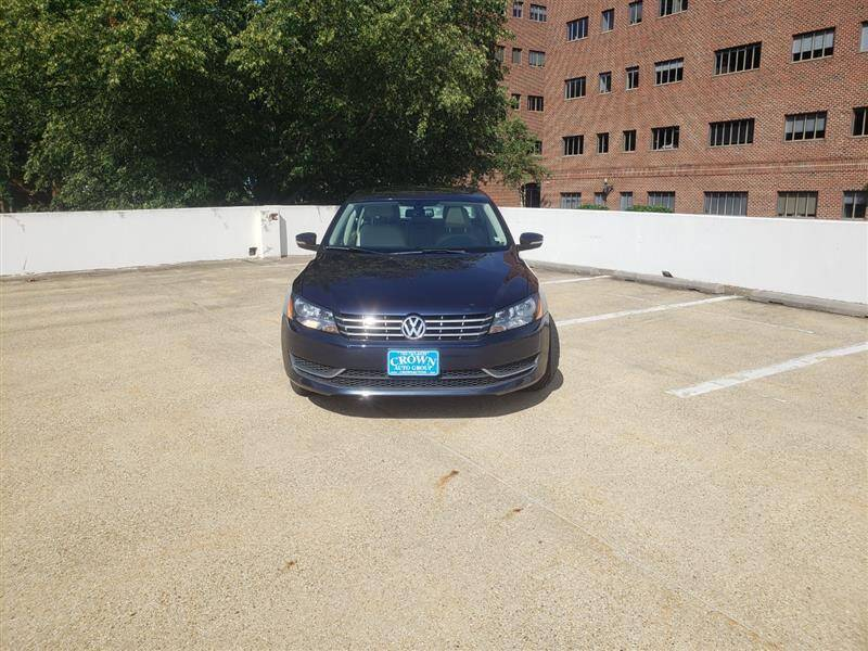 2014 Volkswagen Passat for sale at Crown Auto Group in Falls Church VA