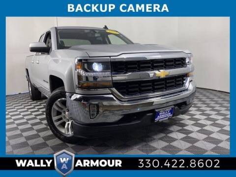 2017 Chevrolet Silverado 1500 for sale at Wally Armour Chrysler Dodge Jeep Ram in Alliance OH